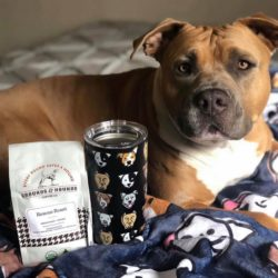 New partner – Grounds and Hounds Coffee
